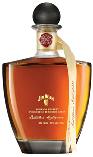 Jim Beam Bourbon Distiller's Masterpiece 750ml